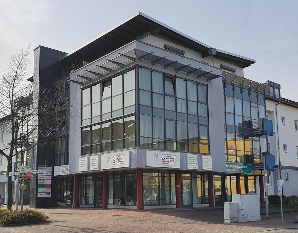 Foto: Gesundheitszentrum Steinberg Gebäude