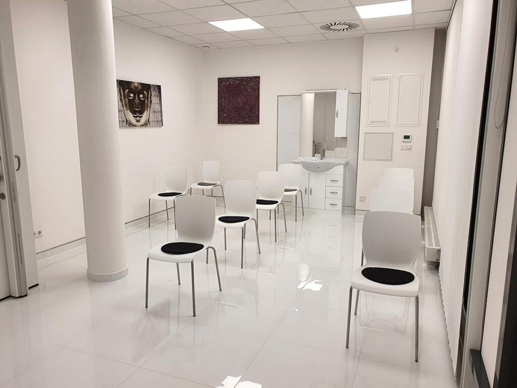 Foto: Seminarraum Gesundheitszentrum Steinberg